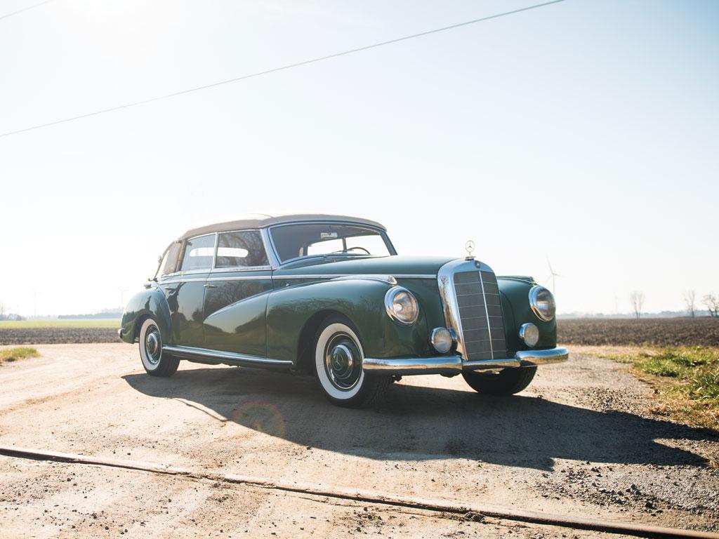 Mercedes Benz 300 Cabriolet – 1952