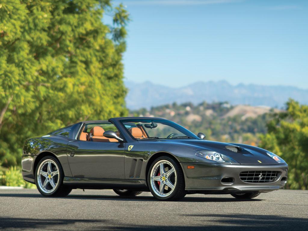 Ferrari 575 Superamerica – 2005