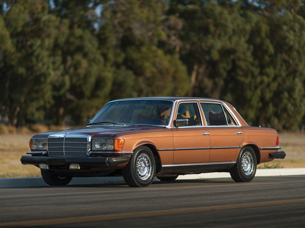 Mercedes Benz 450 SEL 6.9 - 1979