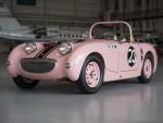 Austin Healey Sprite Mk 1 Think Pink