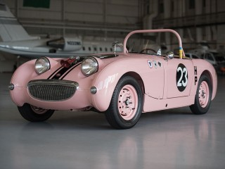 Austin Healey Sprite Mk 1 Think Pink – 1959
