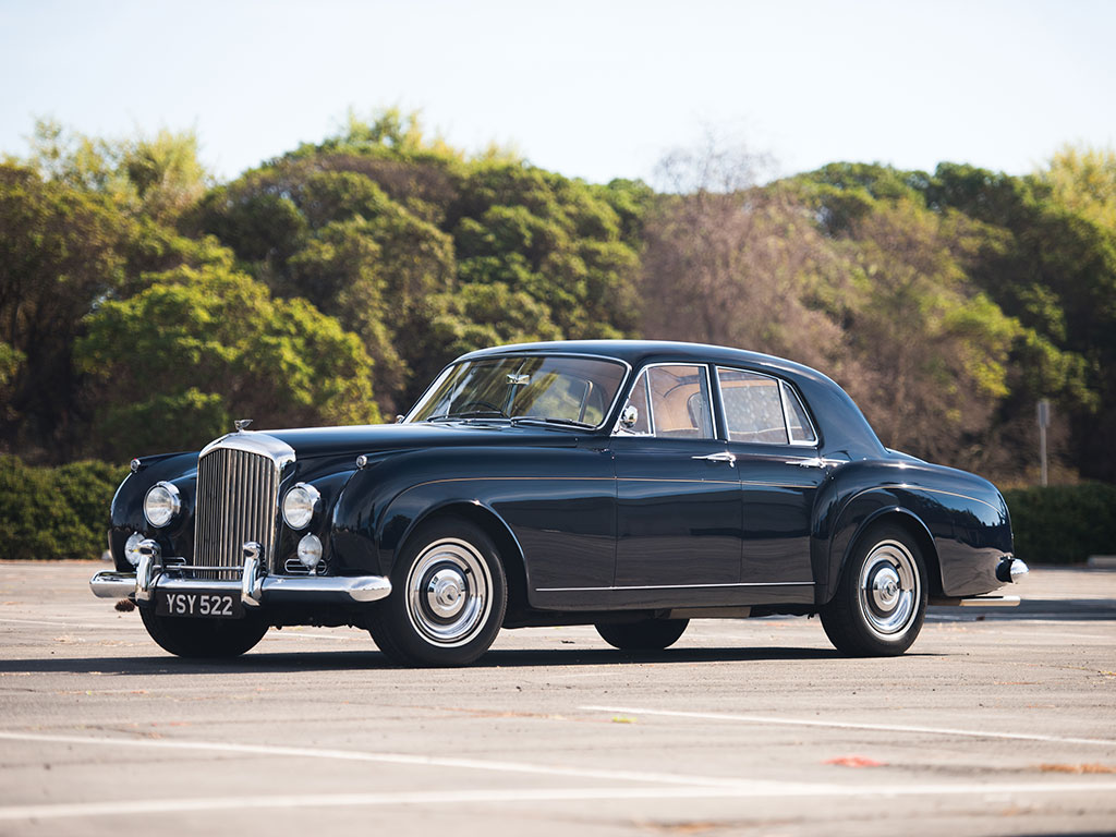 Bentley S1 Continental Flying Spur Sports