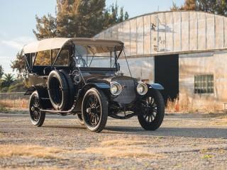 Lozier Model 51 Seven-Passenger Touring – 1911
