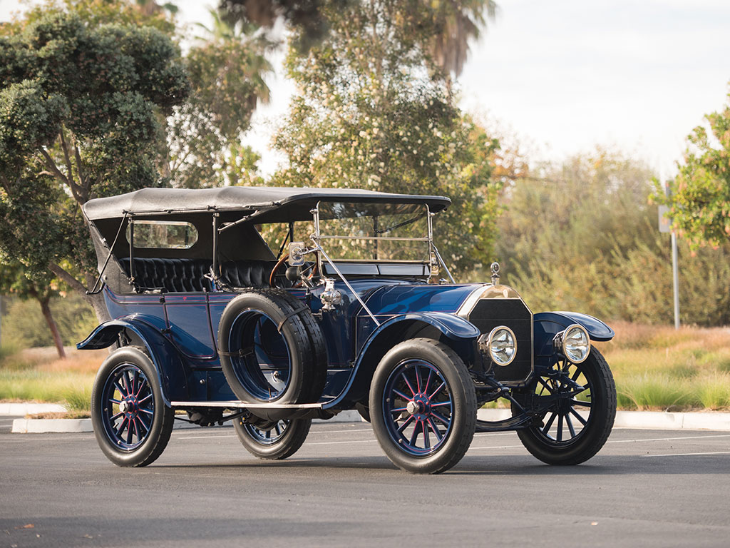 Pierce Arrow Model 48 B 1 Five Passenger Touring - 1913