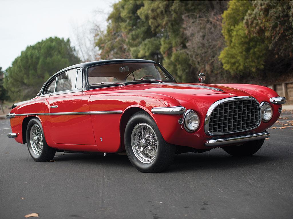 Ferrari 212 Inter Coupe by Vignale – 1953