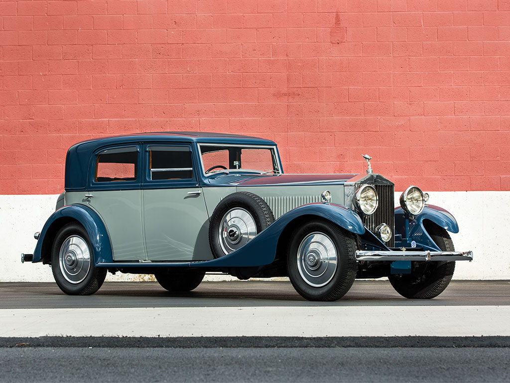 Rolls Royce Phantom II Continental Sports Saloon – 1932