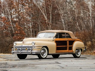 Chrysler Town and Country Convertible – 1947