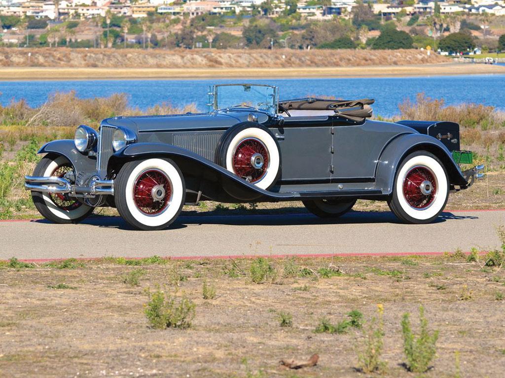 Cord L 29 Cabriolet – 1930