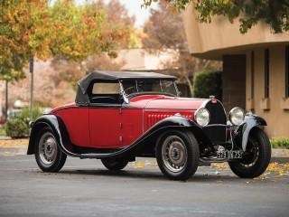 Bugatti Type 49 Roadster – 1931