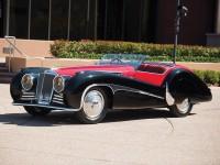 SS 100 Jaguar 2½ Litre Roadster by Vanden Plas