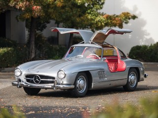 Mercedes Benz 300 SL Gullwing – 1955