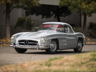 Mercedes Benz 300 SL Roadster – 1957