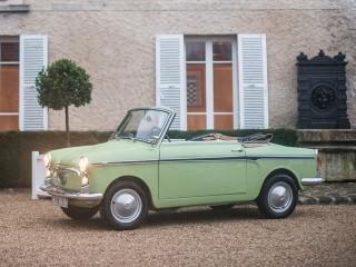 Autobianchi Bianchina Cabriolet – 1964