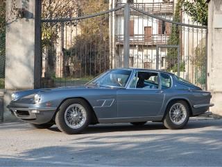 Maserati Mistral Coupe – 1965