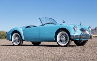 MGA 1500 Roadster – 1956