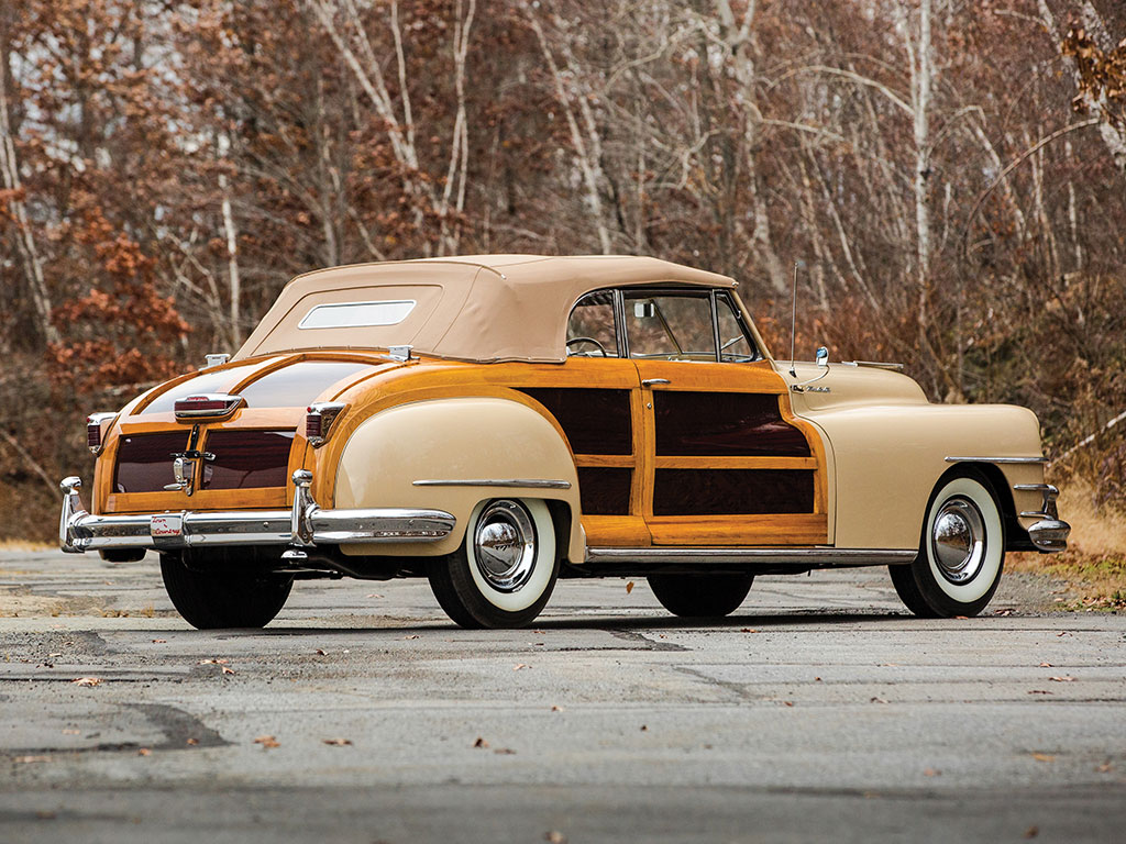 chrysler town and country convertible 1947. Black Bedroom Furniture Sets. Home Design Ideas