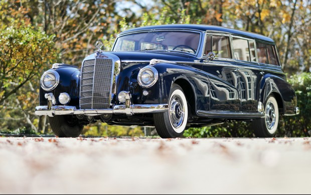 Mercedes Benz 300 C Station Wagon – 1956