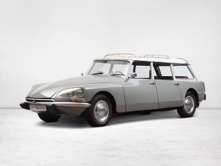 Citroen DS 20 Break – 1970