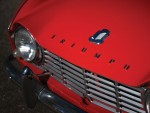 Triumph TR4 Surrey Top