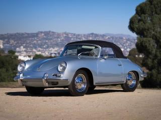 Porsche 356 B 1600 Cabriolet – 1960