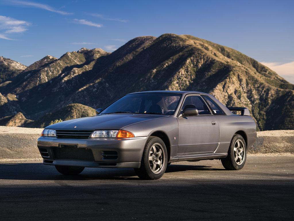Nissan Skyline GT-R - 1989