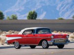 Chevrolet Bel Air Convertible Fuel Injected – 1957