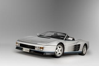 Ferrari Testarossa spyder Valeo – 1986