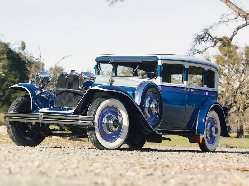 Ruxton Model C Saloon – 1930