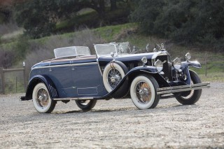 Mercedes Benz 630K la baule transformable – 1928