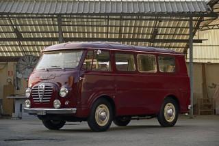 Alfa Romeo Romeo 2 minibus – 1961