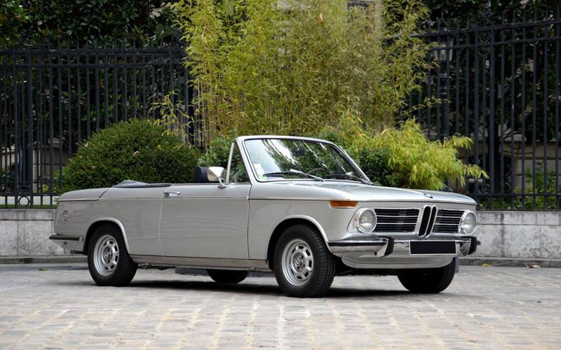 BMW 2002 cabriolet – 1971