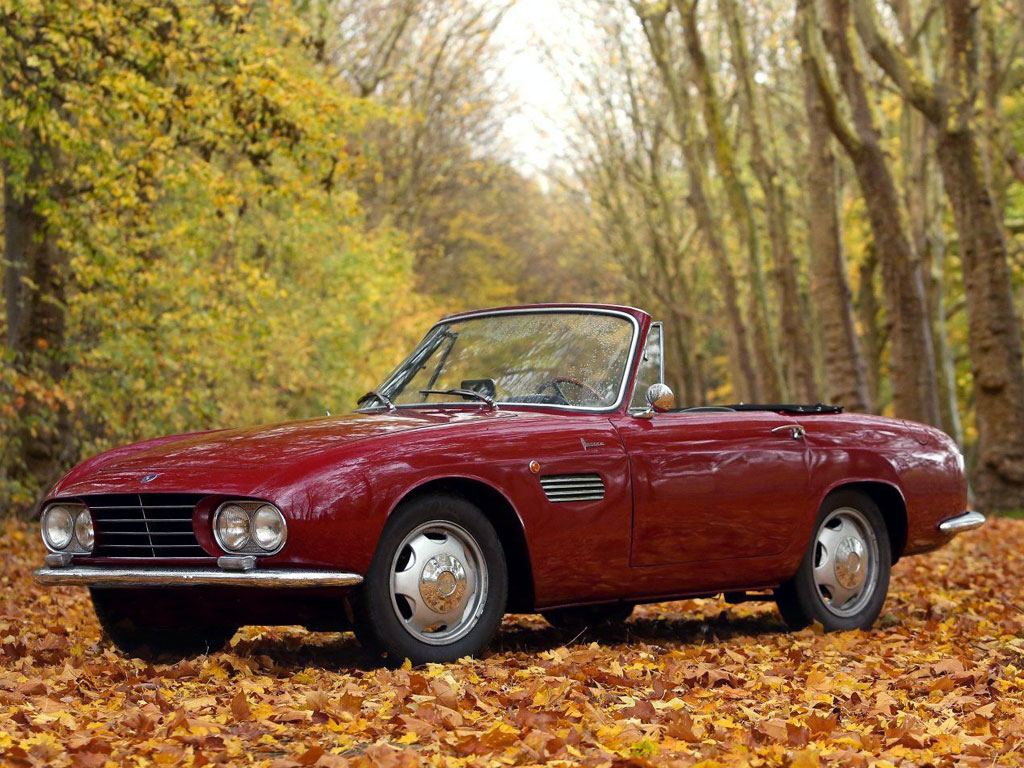 OSCA 1600 GT cabriolet by Fissore – 1963