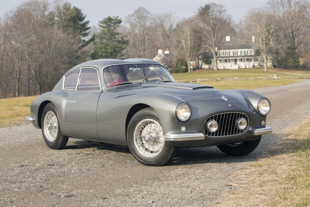 Fiat 8V Double Bubble Zagato Elaborata – 1953