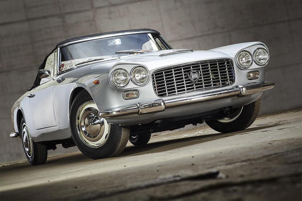 Lancia Flaminia GT 3C 2800 Cabriolet
