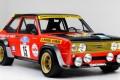 Fiat 131 Abarth Gr4 - 1977