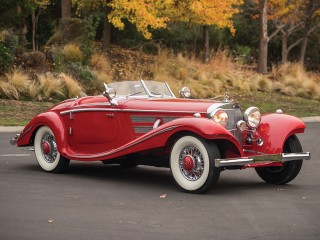 Mercedes Benz 540 K Special Roadster by Sindelfingen – 1937