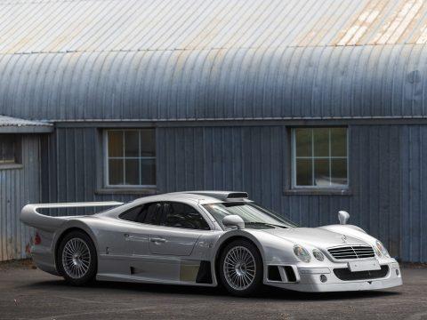Mercedes-Benz AMG CLK GTR – 1998