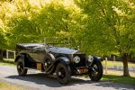 Rolls Royce Silver Ghost Tourer by Bradbury – 1921