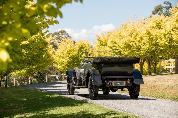Rolls Royce Silver Ghost Tourer by Bradbury - 1921