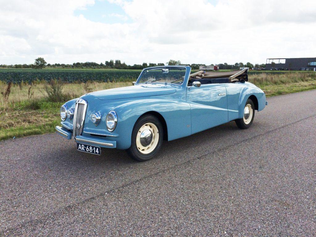 Lancia Aprilia Cabriolet by Langenthal – 1948