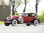 Packard Deluxe Eight Sport Phaeton – 1929