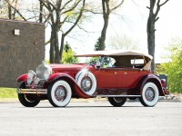 Packard Deluxe Eight Sport Phaeton - 1929