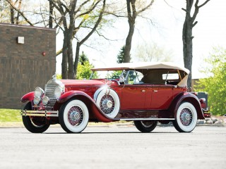 Packard Deluxe Eight Sport Phaeton – 1929