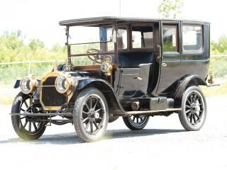 Packard Model UEFR 30 Limousine – 1911