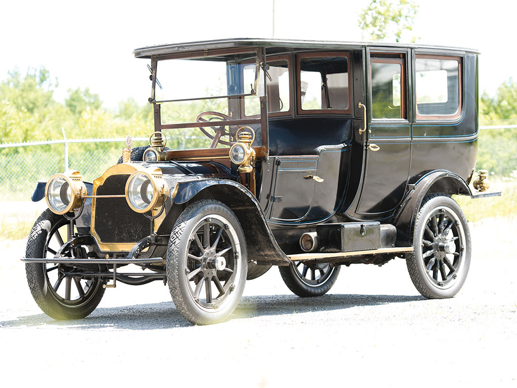 Packard Model UEFR 30 Limousine - 1911
