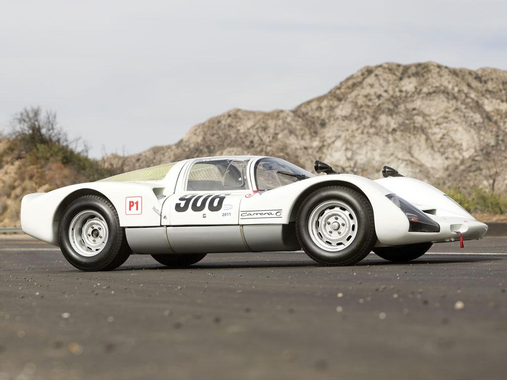 Porsche 906 Carrera 6 – 1966