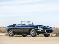 Jaguar E-Type Series 1 3.8-Litre Roadster - 1962