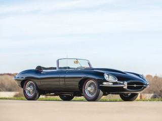 Jaguar E Type Series 1 3.8-Litre Roadster – 1962