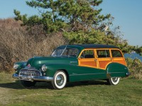 Buick Roadmaster Estate Wagon - 1948