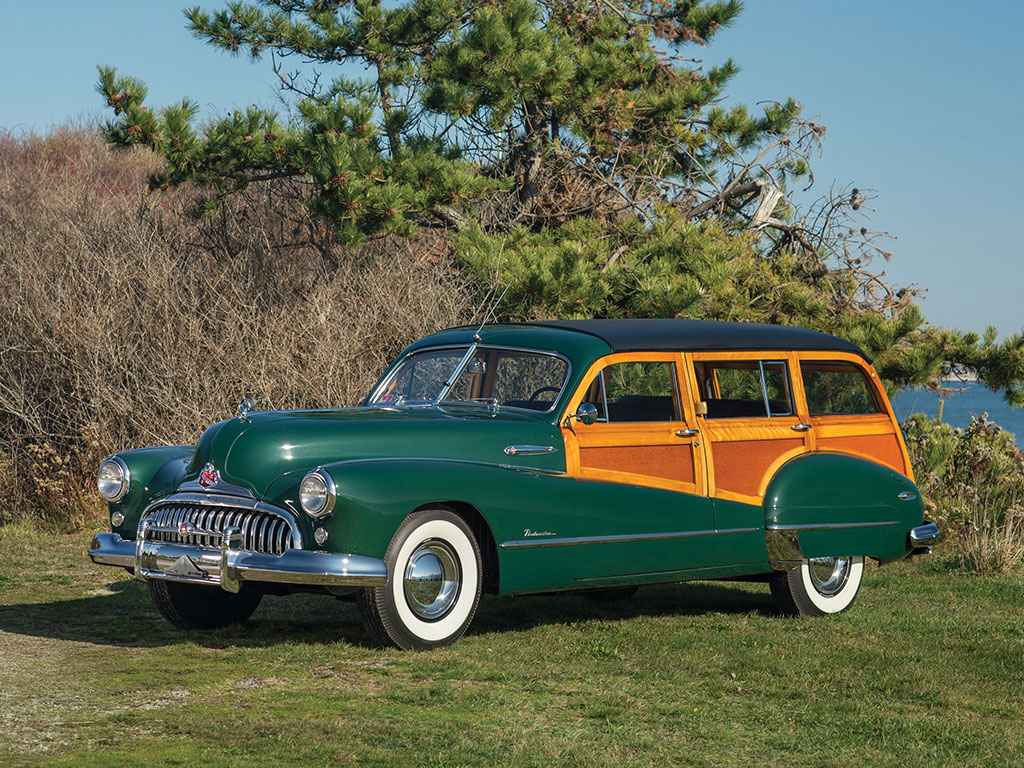 Buick Roadmaster Estate Wagon – 1948